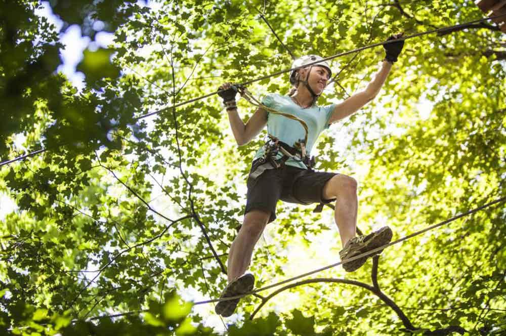 travelibro Canada Calgary Fernie Montreal Ottawa Quebec City Toronto Vancouver Canada Family Treetop Trekking Brampton Park