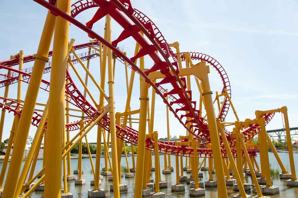 travelibro Canada Calgary Fernie Montreal Ottawa Quebec City Toronto Vancouver Canada Family La Ronde Amusement Park