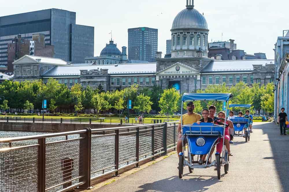 travelibro Canada Calgary Fernie Montreal Ottawa Quebec City Toronto Vancouver Canada Family Rent a Quadricycle