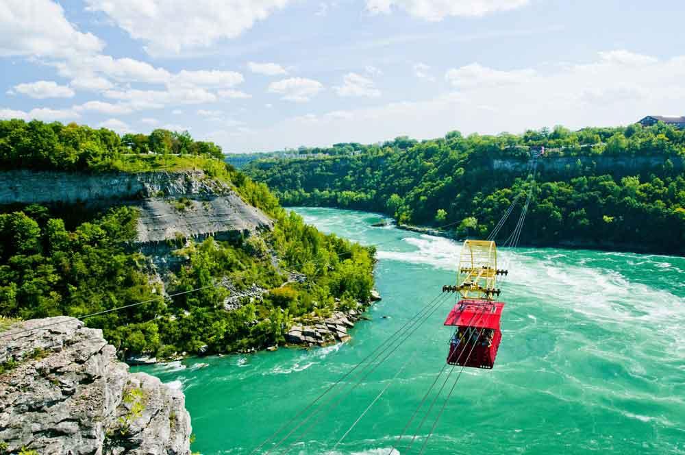 travelibro Canada Banff Montreal Niagara-on-the-Lake Quebec City Toronto Vancouver Victoria Whistler Canada Honeymoon Whirlpool Aero Car