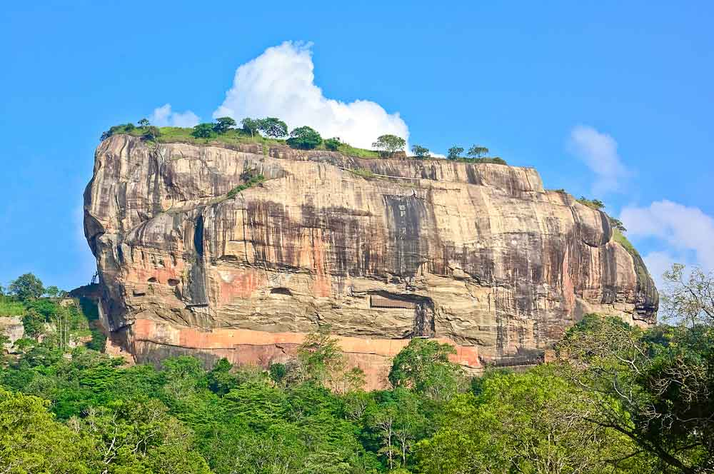 28 sigiriya rock fortress