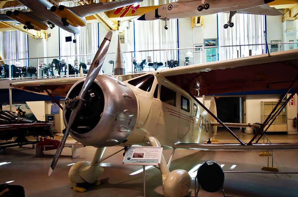 travelibro Canada Calgary Fernie Montreal Ottawa Quebec City Toronto Vancouver Canada Family Aero Space Museum