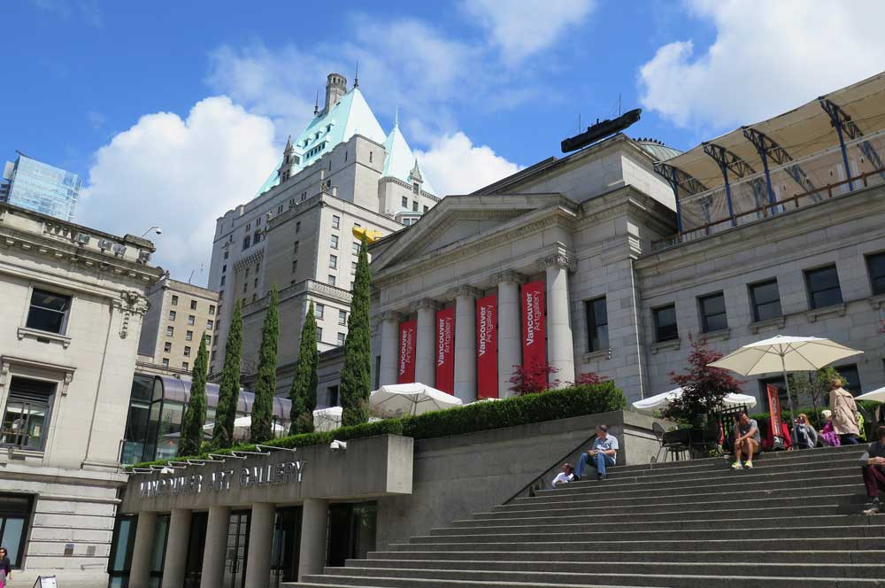 Vancouver art gallery kay ya via flickr