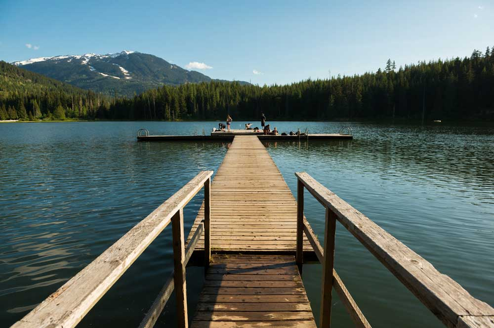 travelibro Canada Banff Montreal Toronto Vancouver Whistler Canada Budget Lost Lake