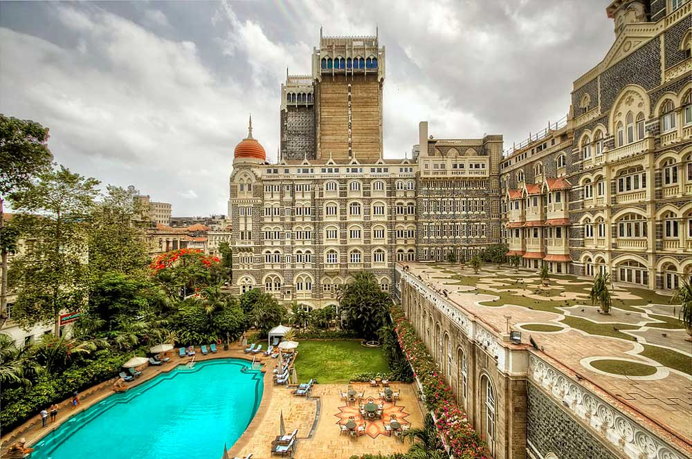 travelibro India Mumbai Aamchi Mumbai The Taj Mahal Palace Hotel