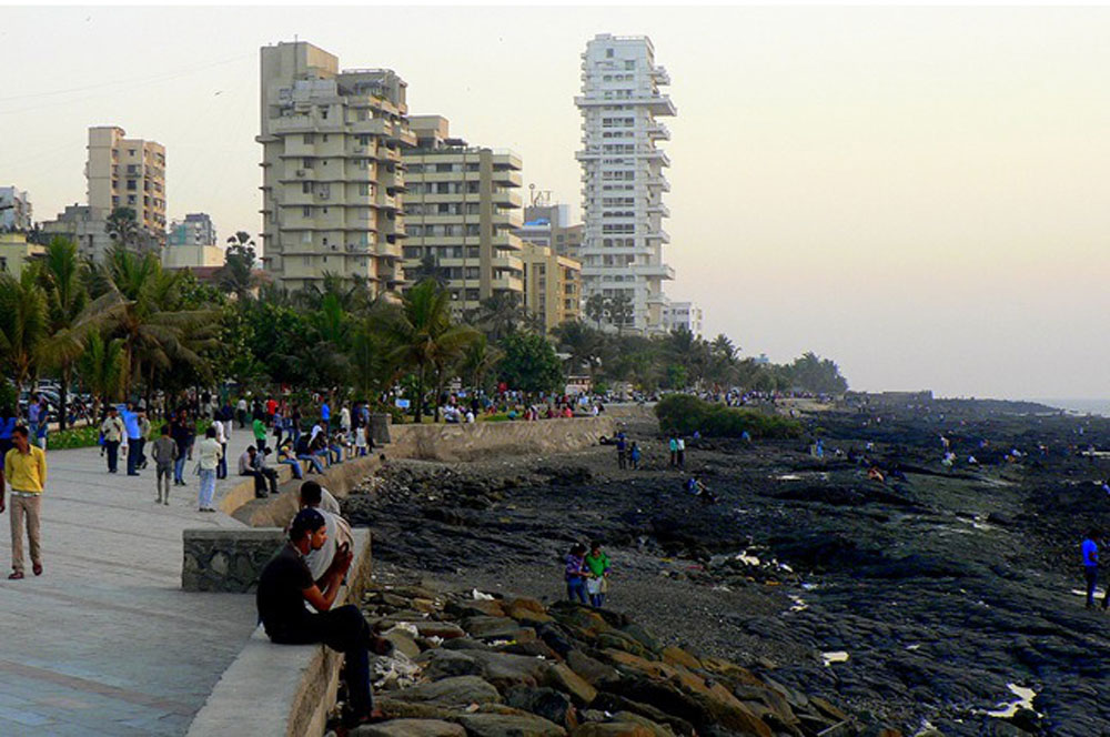 travelibro India Mumbai Aamchi Mumbai Neighbourhood of Bandra