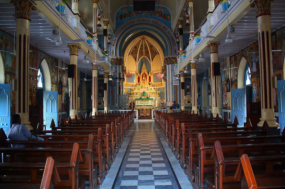 travelibro India Mumbai Aamchi Mumbai Mount Mary Church