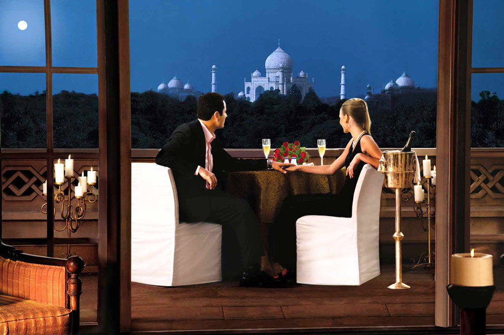 travelibro India Agra Delhi Delhi & Agra The Oberoi Amarvilas