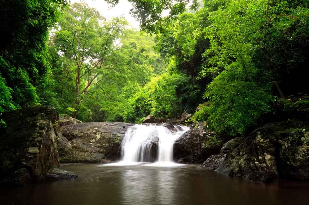travelibro Thailand Bangkok Chiang Mai Hua Hin Ko Samui Pattaya Phuket Thailand Backpacking Pala-U Waterfalls