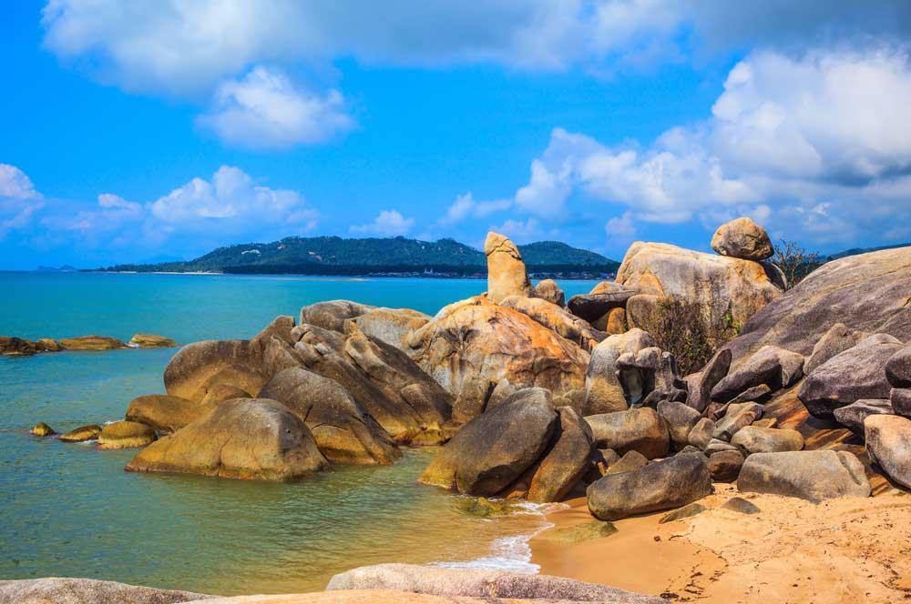 travelibro Thailand Ko Samui Luxurious Ko Samui Lamai Beach