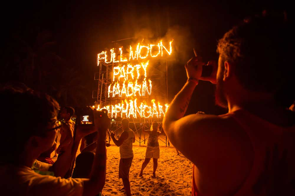 travelibro Thailand Ko Samui Luxurious Ko Samui Full Moon Party