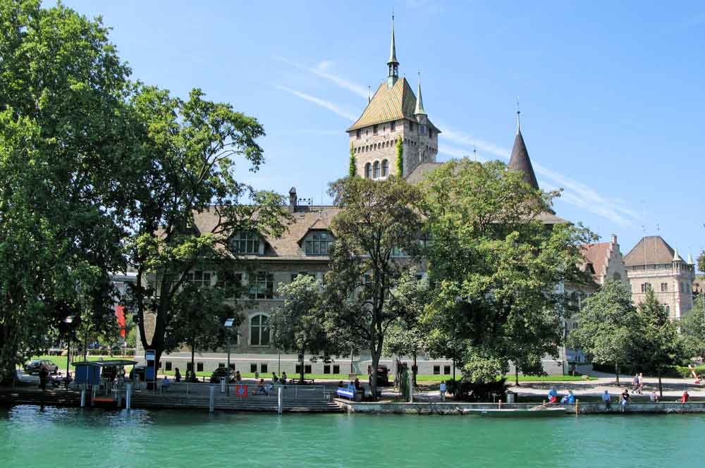 travelibro Switzerland Geneva Interlaken Montreux St. Moritz Zermatt Zurich Switzerland Honeymoon Swiss National Museum