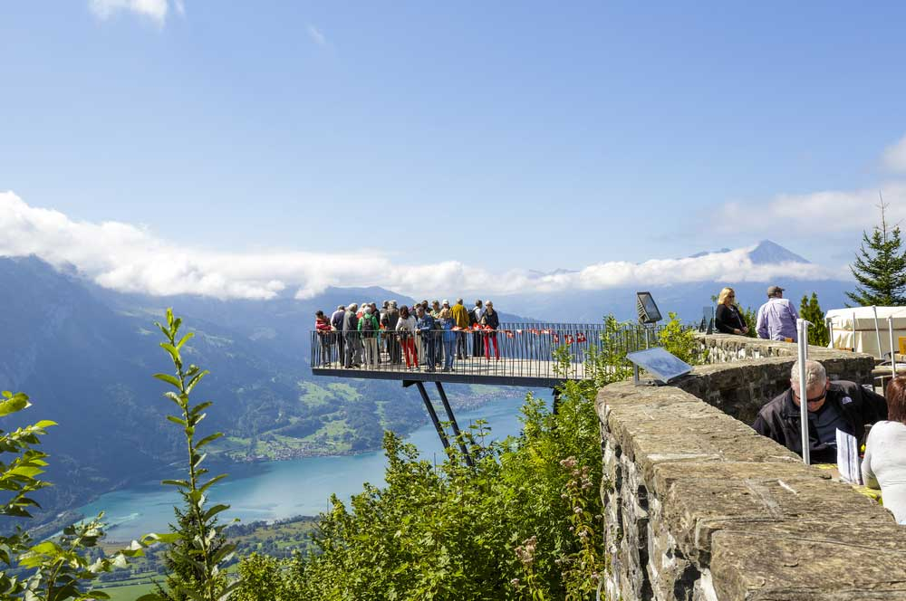 travelibro Switzerland Geneva Interlaken Montreux St. Moritz Zermatt Zurich Switzerland Honeymoon Harder Kulm