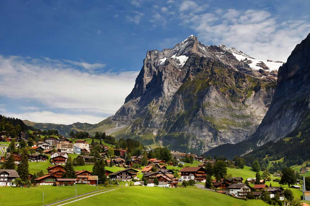 travelibro Switzerland Geneva Interlaken Montreux St. Moritz Zermatt Zurich Switzerland Honeymoon Grindelwald