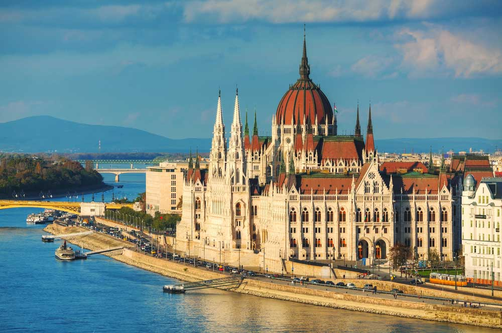 travelibro Hungary Budapest Pecs Siofok Hungary with Kids Hungarian Parliament Building