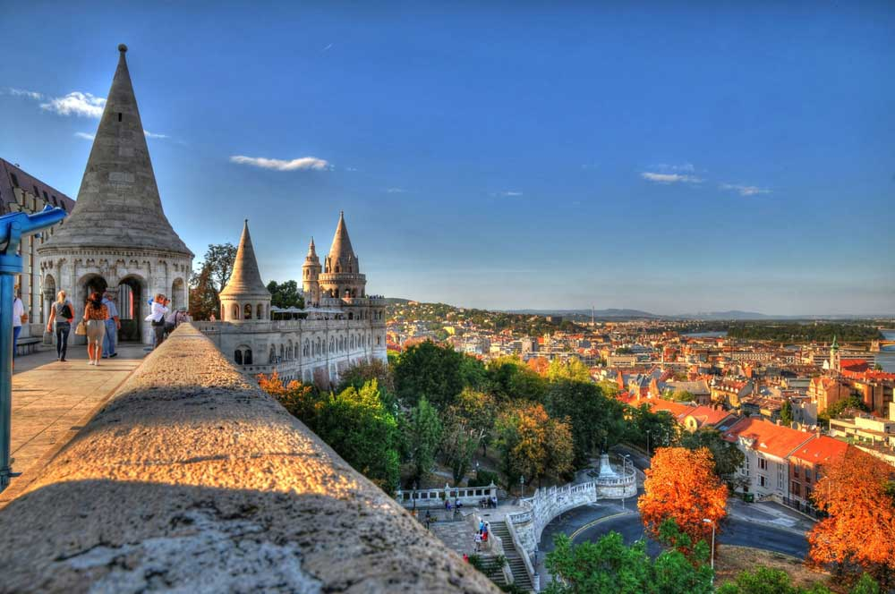 travelibro Hungary Budapest Pecs Siofok Hungary with Kids Fisherman's Bastion