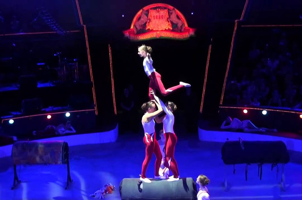 travelibro Hungary Budapest Pecs Siofok Hungary with Kids Capital Circus