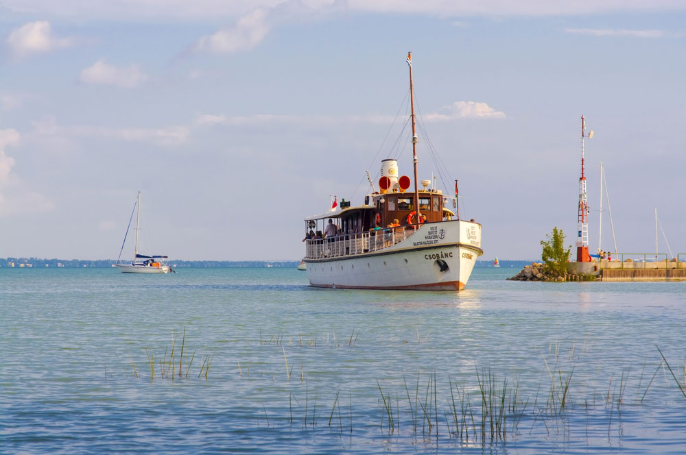 travelibro Hungary Budapest Pecs Siofok Hungary with Kids Cruise Lake Balaton