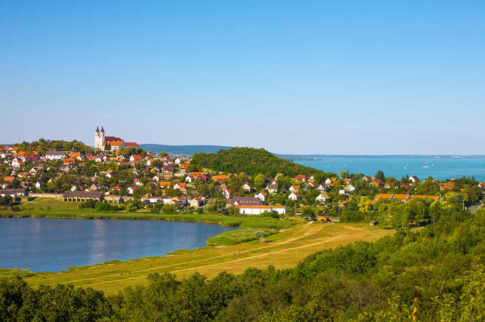travelibro Hungary Budapest Pecs Siofok Hungary with Kids Tihany Peninsula