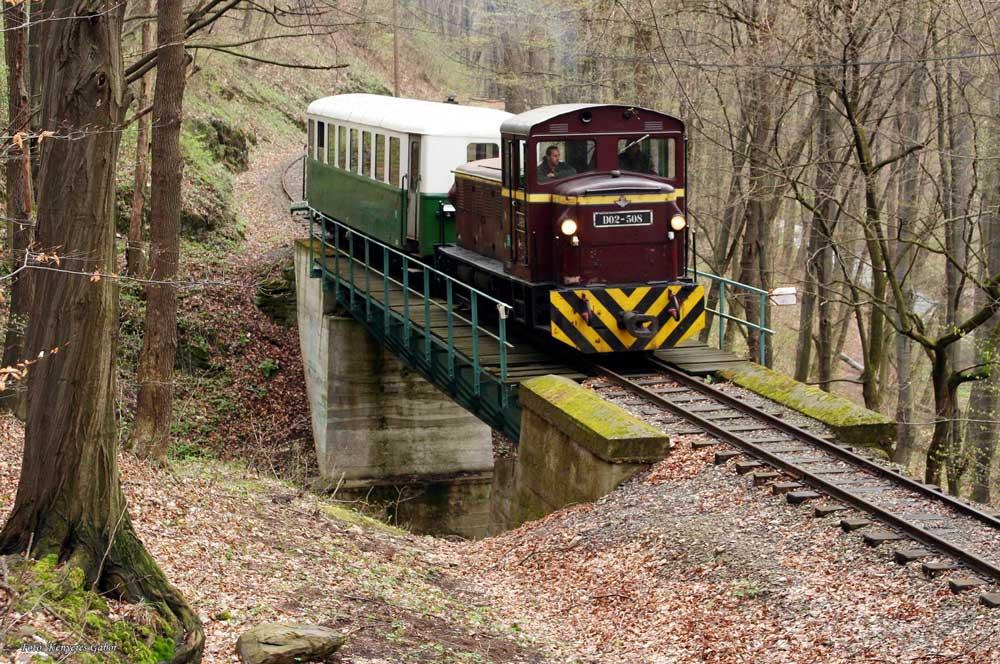 travelibro Hungary Budapest Heviz Lillafured Pecs Sarvar Siofok Visegrad Honeymoon in Hungary Forest Train Ride