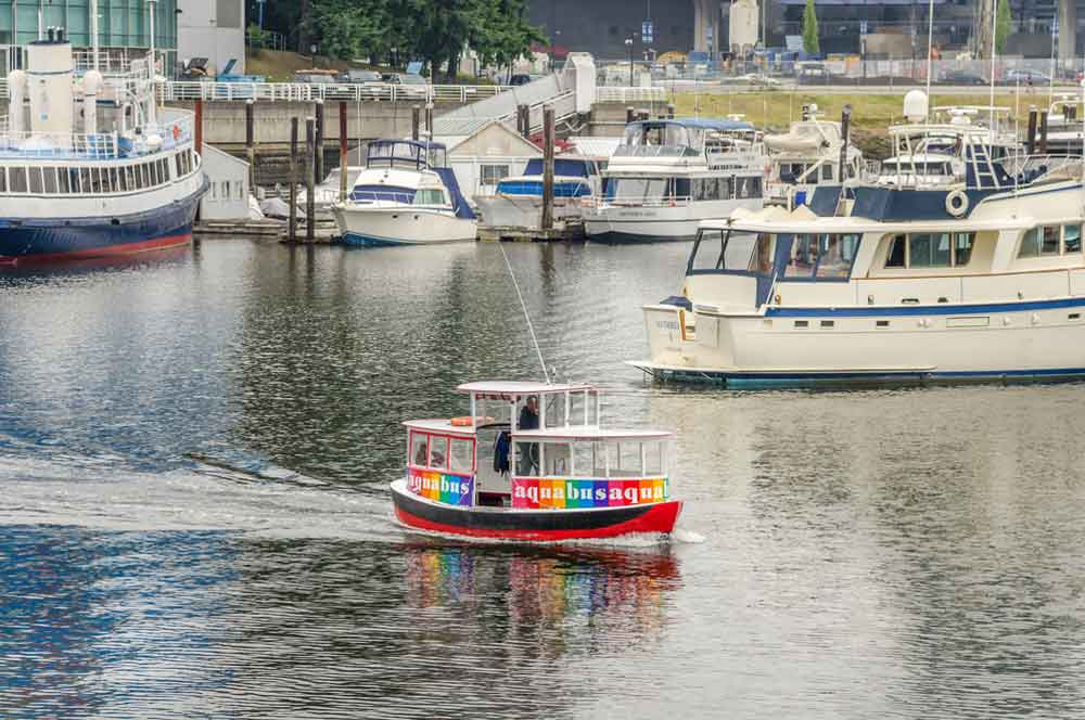 travelibro Canada Calgary Fernie Montreal Ottawa Quebec City Toronto Vancouver Canada Family Aquabus