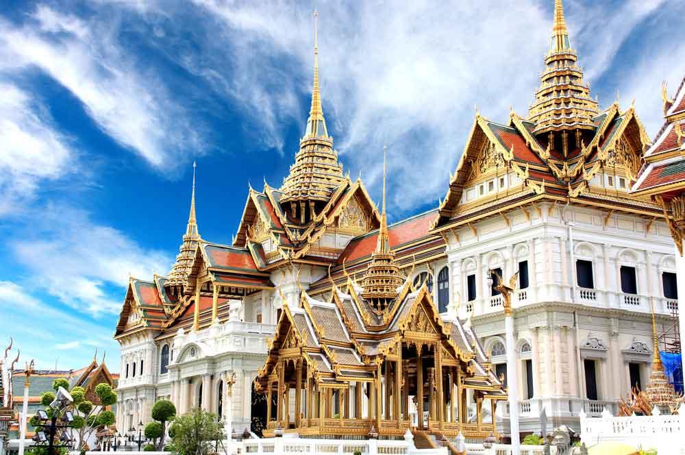 travelibro Thailand Bangkok Chiang Mai Hua Hin Ko Samui Pattaya Phuket Thailand Backpacking Grand Palace
