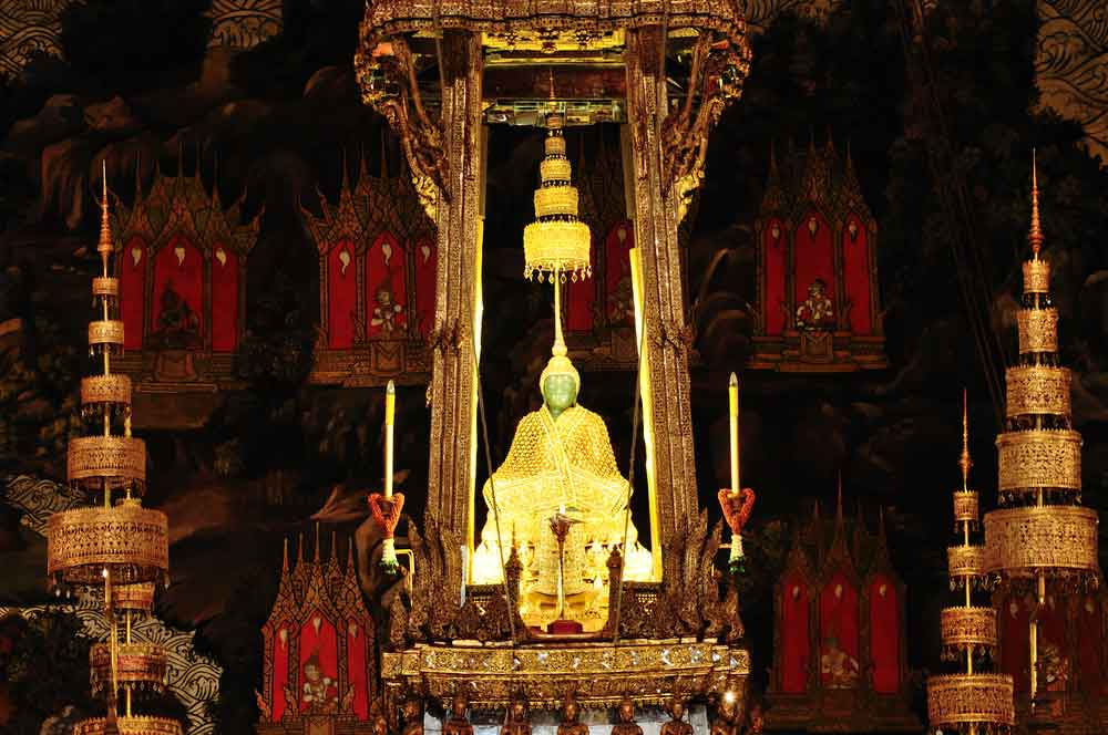 travelibro Thailand Bangkok Bangkok with Family Emerald Buddha
