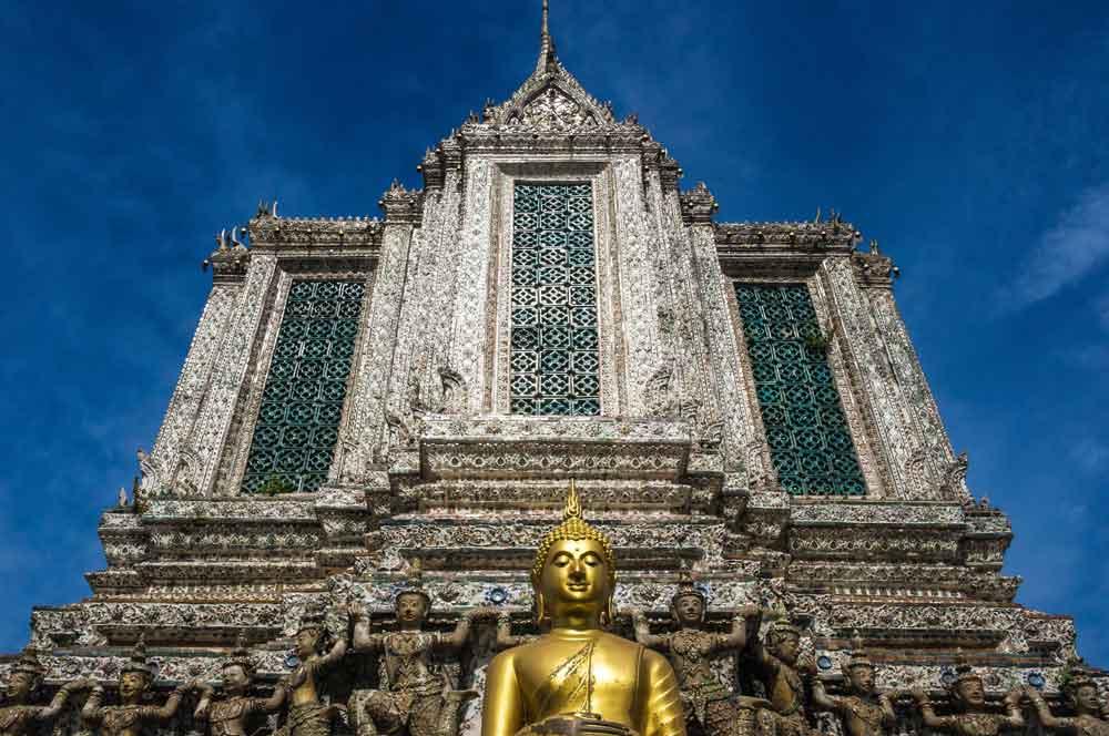 travelibro Thailand Bangkok Chiang Mai Hua Hin Ko Samui Pattaya Phuket Thailand Backpacking Wat Arun Temple