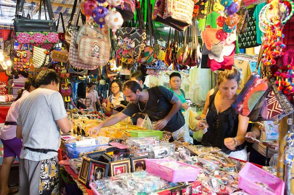 travelibro Thailand Bangkok Chiang Mai Hua Hin Ko Samui Pattaya Phuket Thailand Backpacking Chatuchak Weekend Market