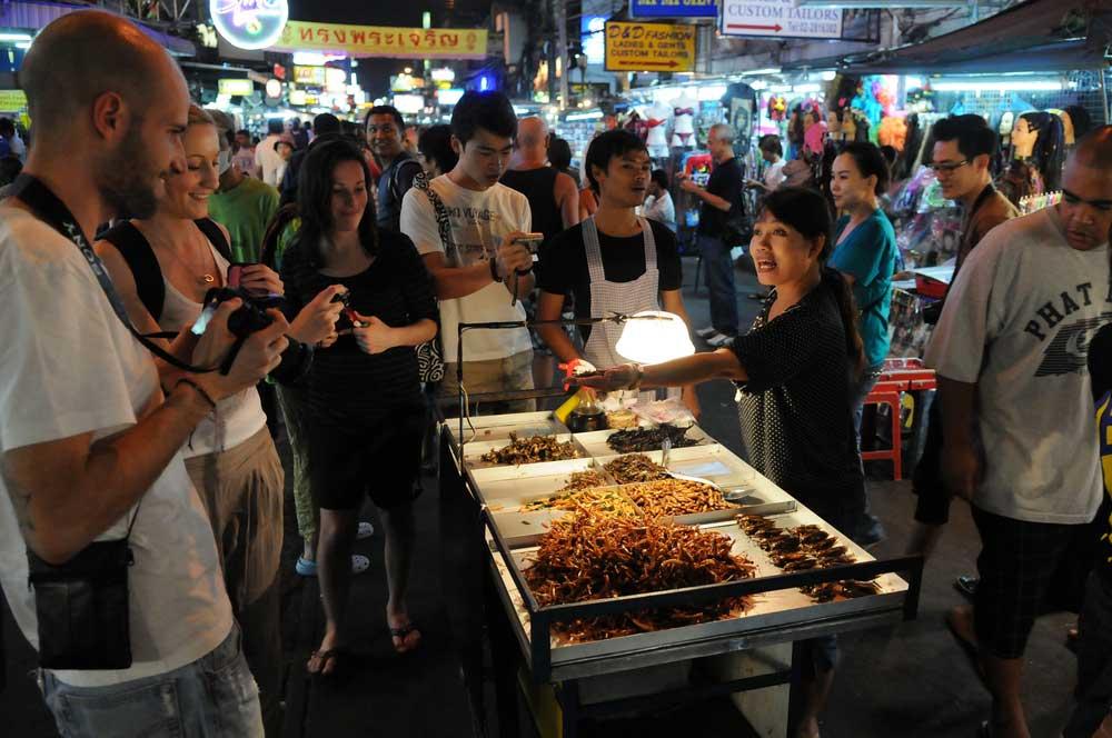 travelibro Thailand Bangkok Chiang Mai Hua Hin Ko Samui Pattaya Phuket Thailand Backpacking Khao San Road