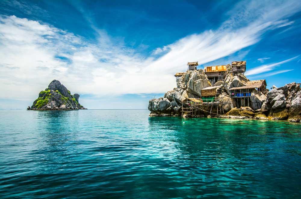 travelibro Thailand Ko Samui Luxurious Ko Samui Snorkeling in Koh Tao