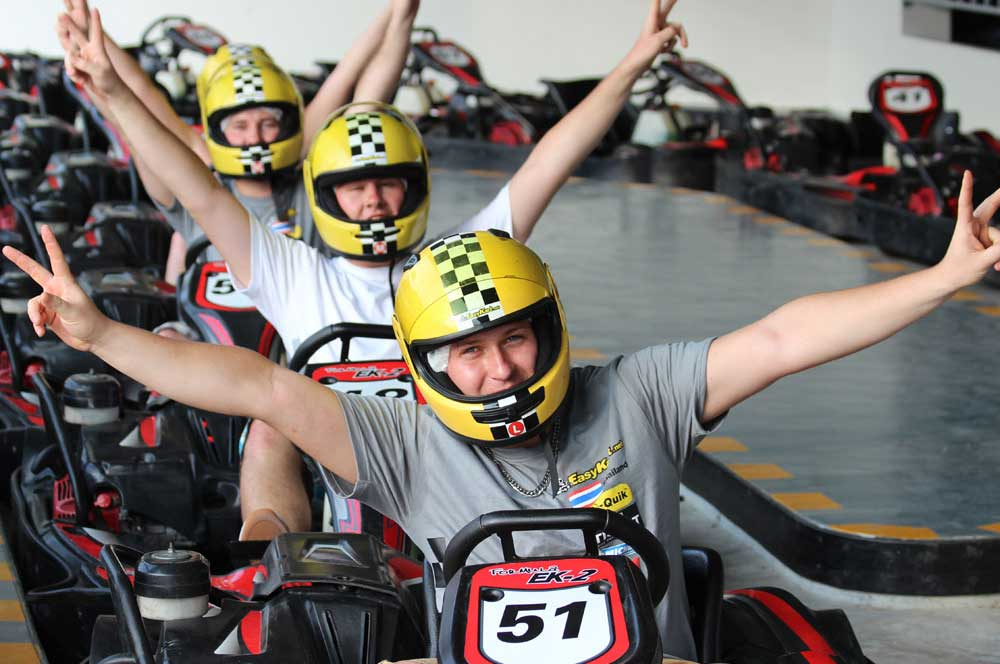 Go karting www.actionsportasia
