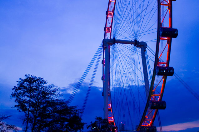 travelibro Singapore Singapore Singapore Backpacking Singapore Flyer