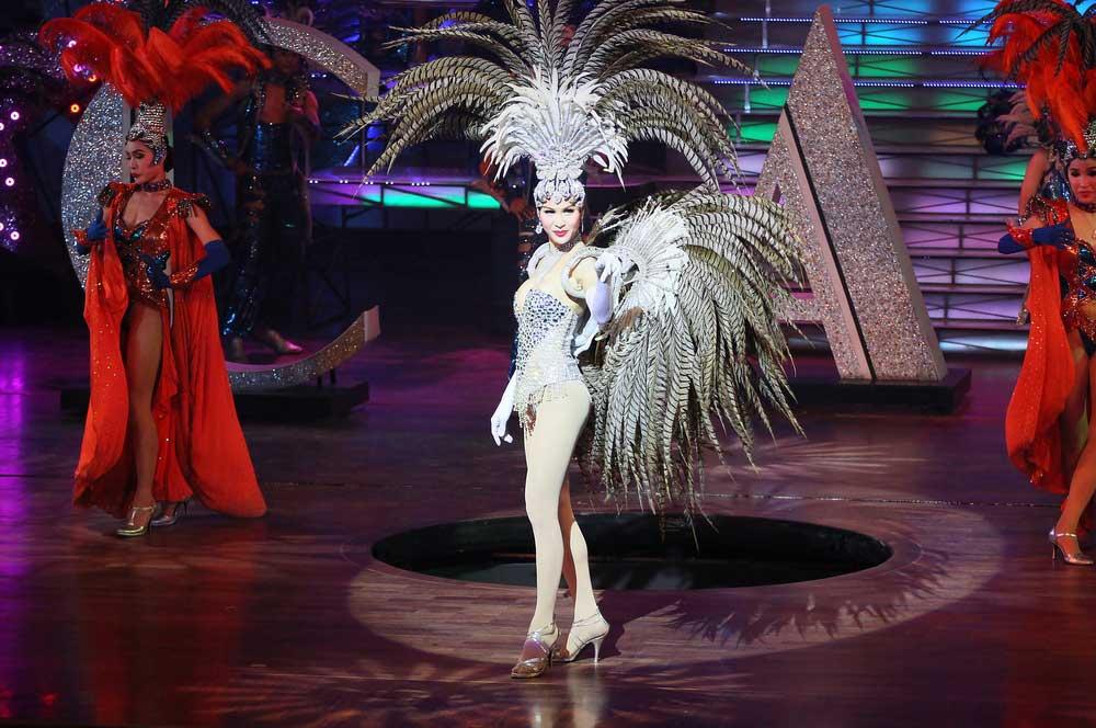 travelibro Thailand Pattaya 3 Days in Pattaya Alcazar Show