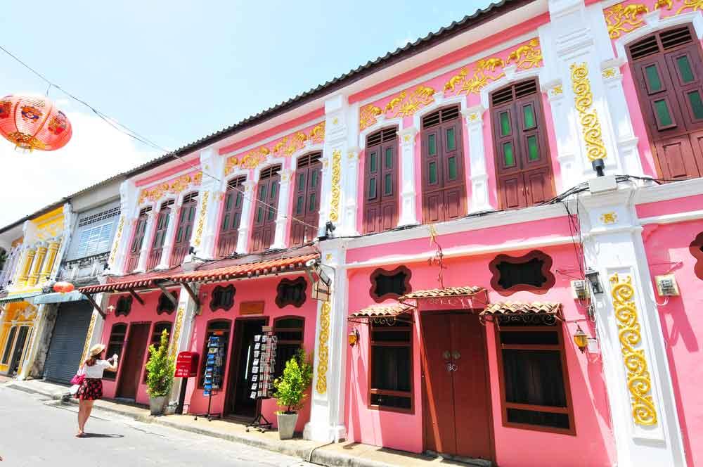 travelibro Thailand Bangkok Chiang Mai Hua Hin Ko Samui Pattaya Phuket Thailand Backpacking Phuket Town