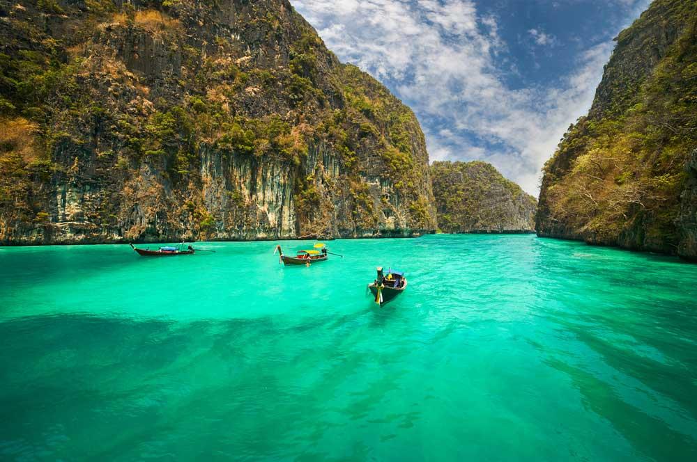 travelibro Thailand Bangkok Chiang Mai Hua Hin Ko Samui Pattaya Phuket Thailand Backpacking Phi Phi Island
