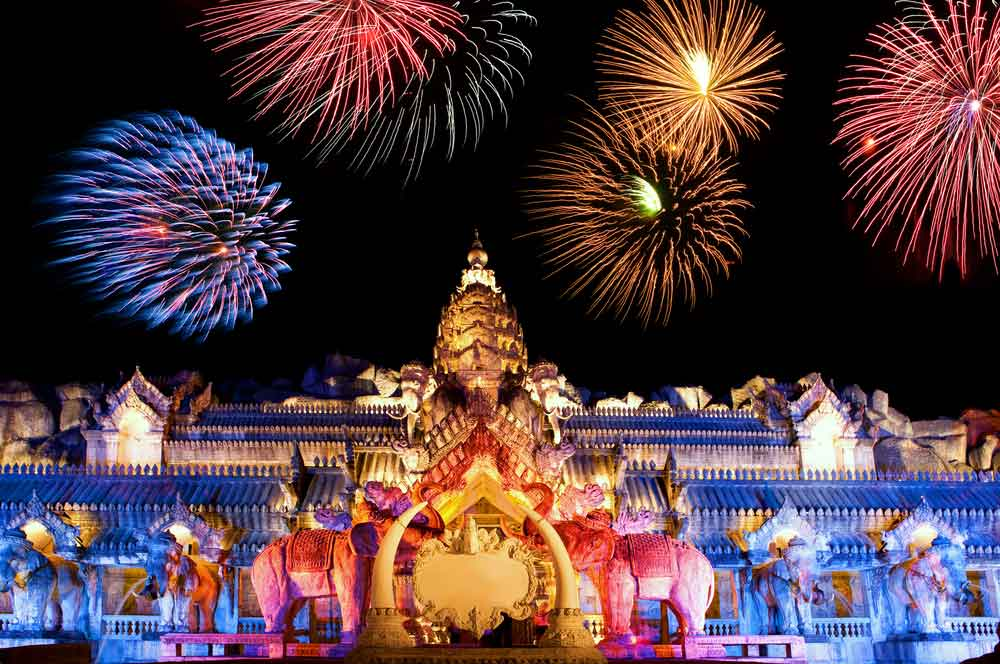 travelibro Thailand Bangkok Chiang Mai Hua Hin Ko Samui Pattaya Phuket Thailand Backpacking FantaSea Show