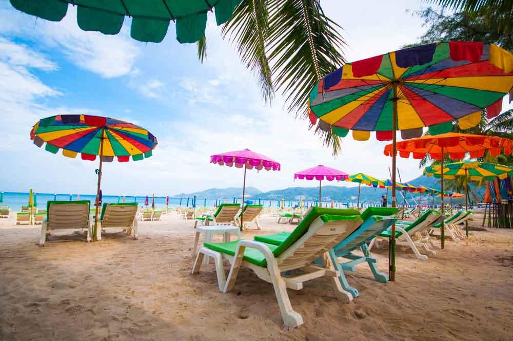 travelibro Thailand Bangkok Chiang Mai Hua Hin Ko Samui Pattaya Phuket Thailand Backpacking Patong Beach