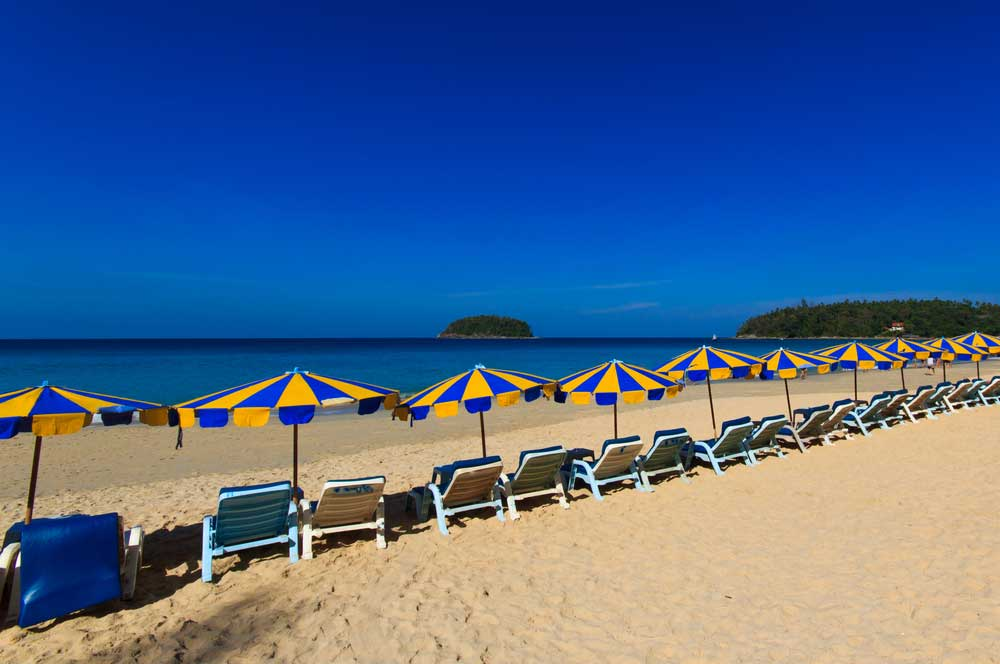 travelibro Thailand Bangkok Chiang Mai Hua Hin Ko Samui Pattaya Phuket Thailand Backpacking Kata Noi Beach