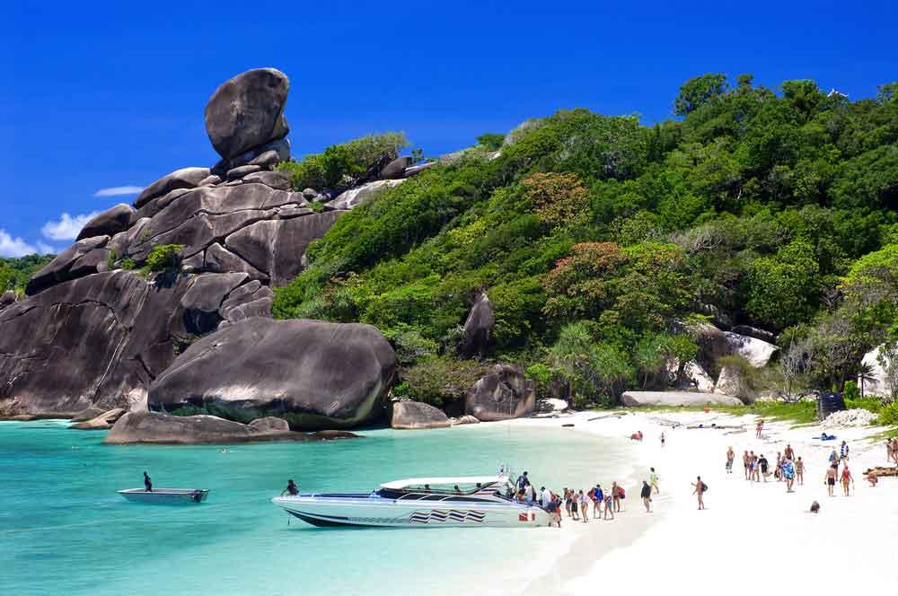travelibro Thailand Phuket Relax in Phuket Similans Island