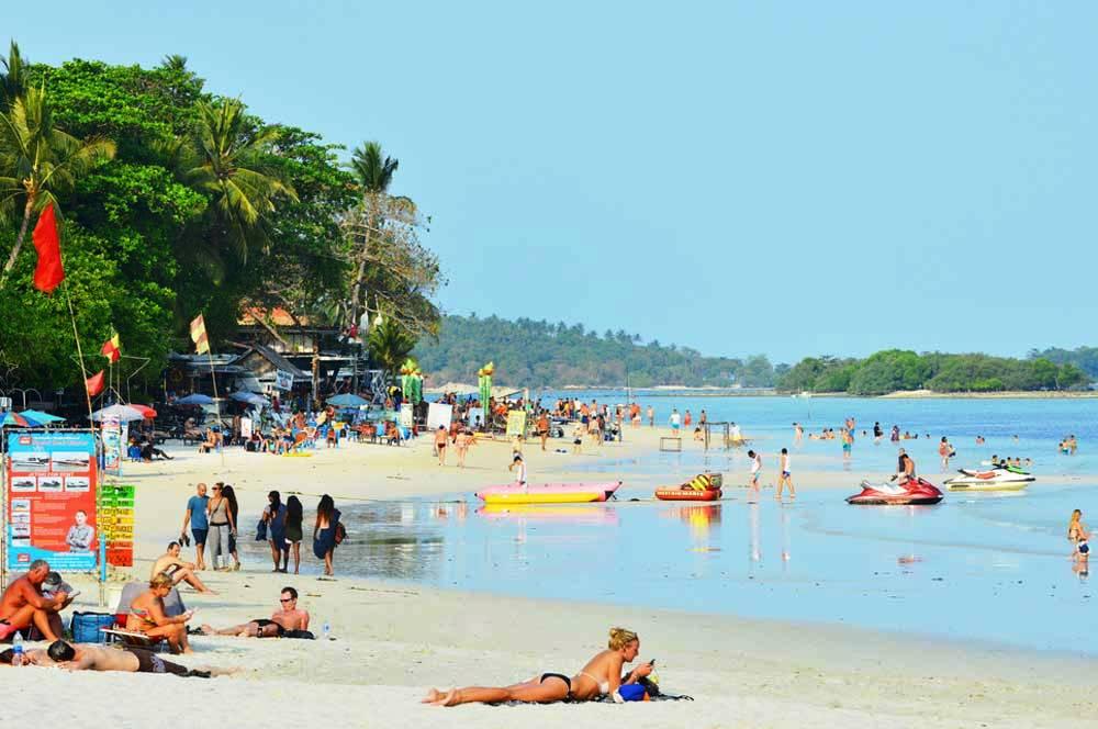 travelibro Thailand Bangkok Chiang Mai Hua Hin Ko Samui Pattaya Phuket Thailand Backpacking Chaweng Beach