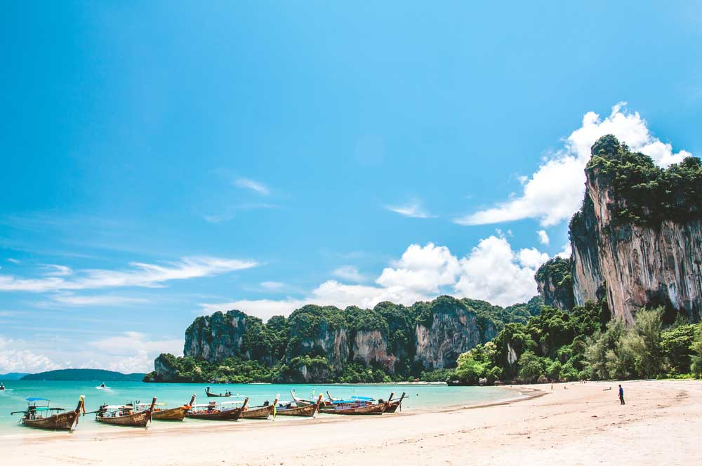 travelibro Thailand Krabi Activities in Krabi Railay Beach
