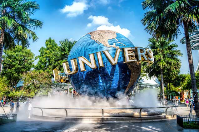 travelibro Singapore Singapore Singapore Backpacking Universal Studios Singapore